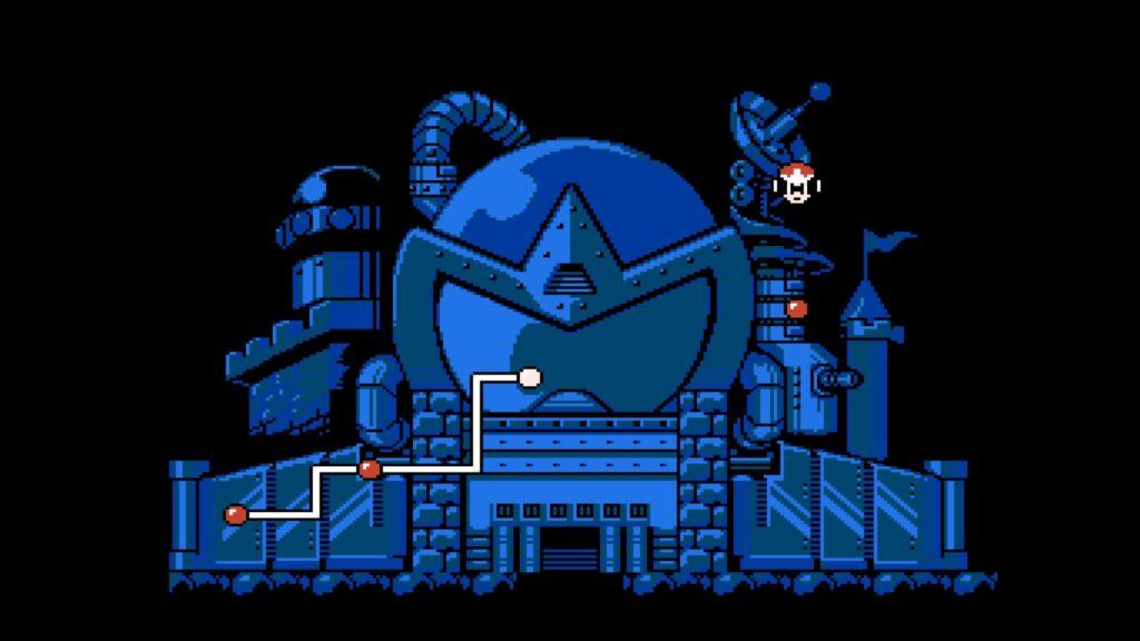 Tout aussi mythique que l'écran de sélection de niveaux, la forteresse des ennemis réservera sont lot de défis