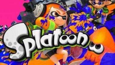 Splatoon Pixels