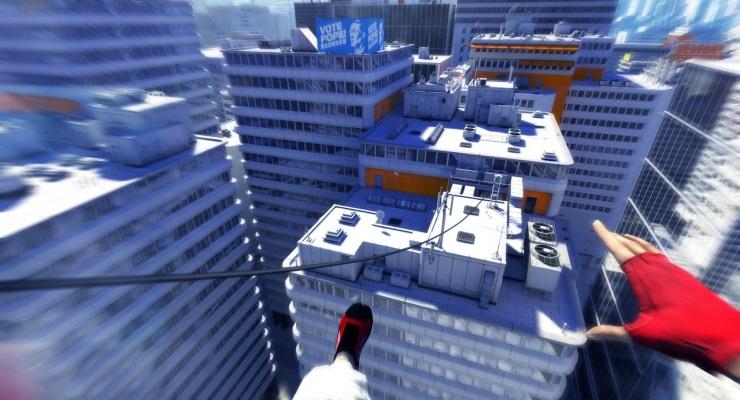 Mirror's Edge (2008) – Electronic Arts