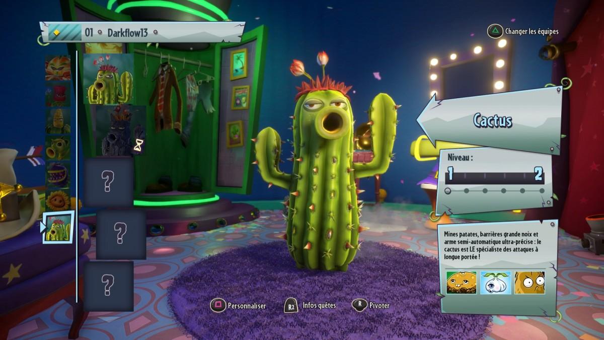 Le jeu propose pour chaque camp un choix de personnages bien différents, de la brute épaisse au guérisseur.