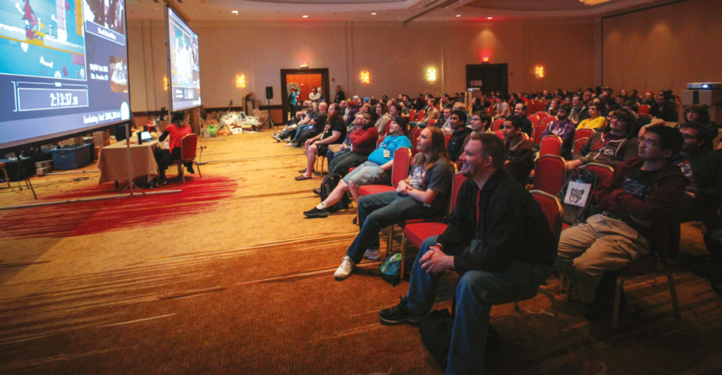 Awesome Games Done Quick (AGDQ, 2015)