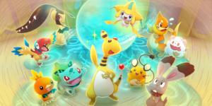 Bannière Pokémon Méga Donjon Mystère