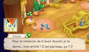 Il y a trop de dialogues inutiles dans Pokémon Méga Donjon Mystère.