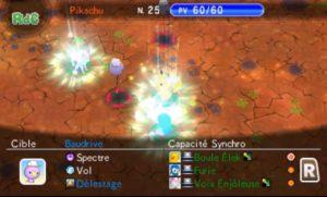 L'exécution de Capacités Synchro peut vite devenir salvateur.