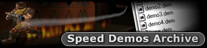 Le logo de SpeedDemosArchive.org