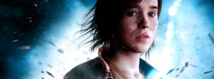 Beyond: Two Souls, bannière