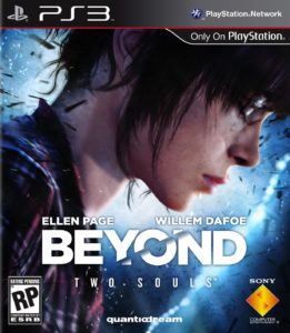 Beyond: Two Souls — Quantic Dream (2013, PS3)