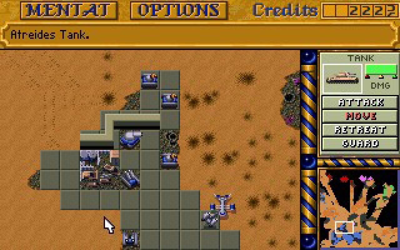 Dune II (1993) – Westwood Studios