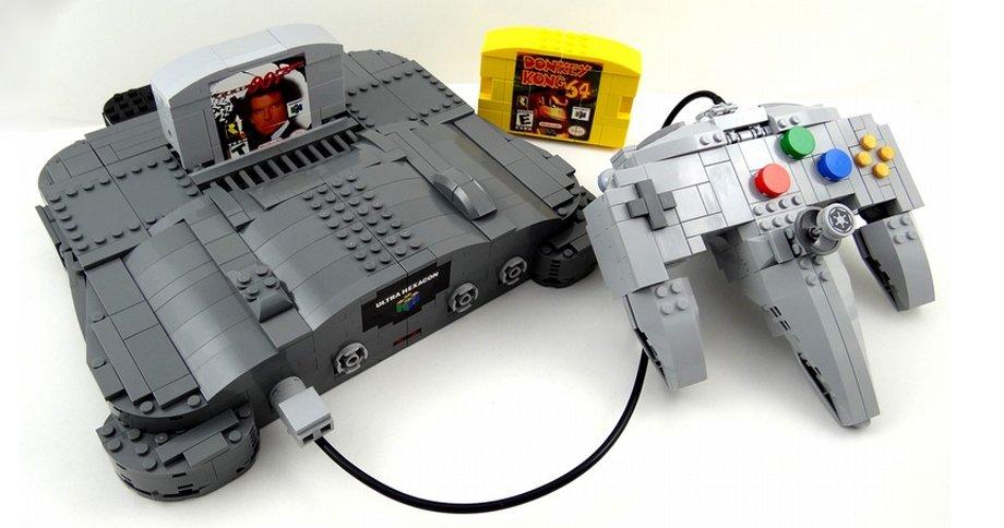 Lego64