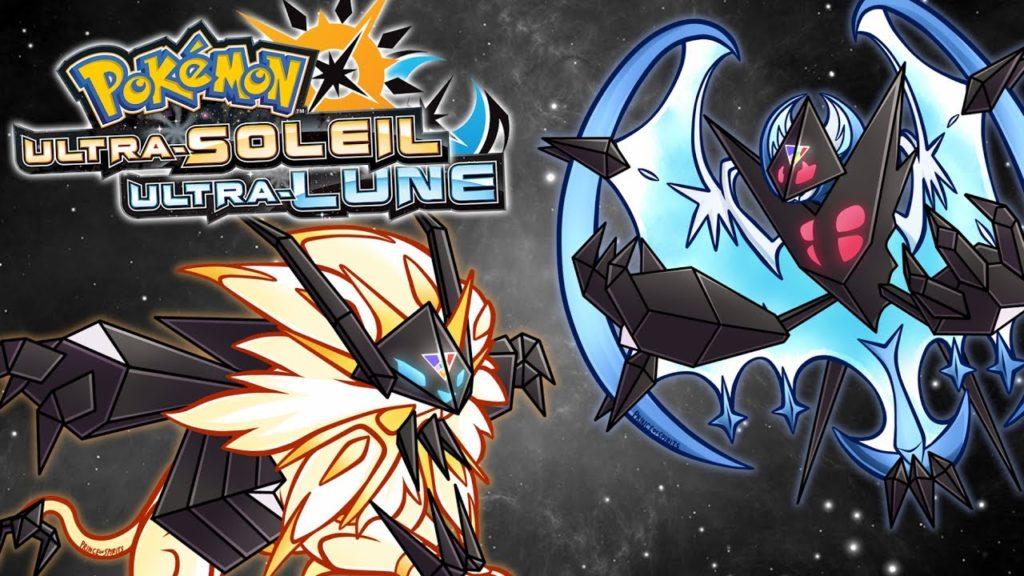 Pokémon Ultra Soleil Ultra Lune Pixels